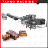 TNA600 Multifunctional Cereal Bar Production Line